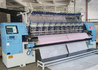 380V 3 Phase Computerized Bedspreads Shuttle Quilting Machine