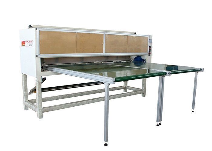 240cm Industrial Mattress Panel Cutter For Chain Stitch Quilting Machine