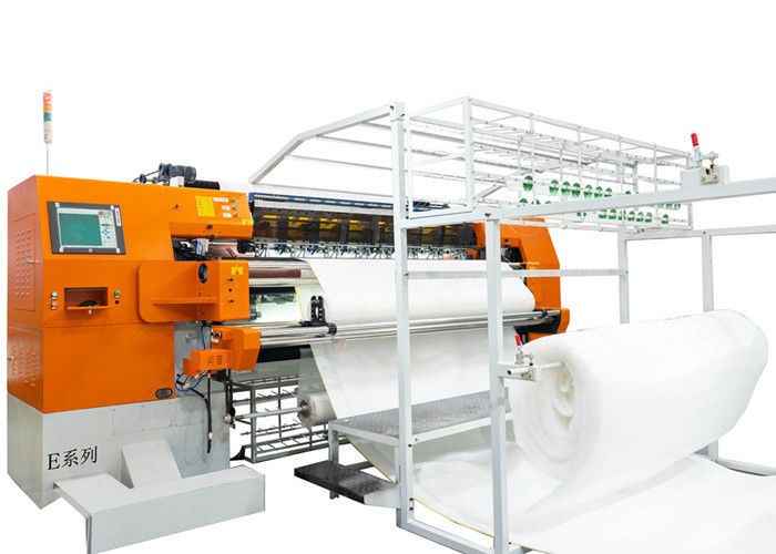 2400MM 1500RPM Chain Stitch Mattress Quilting Machine